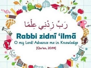 Arabic, Qur'an & Religion Newsletter