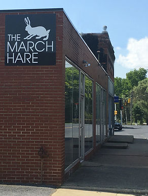 The March Hare Building