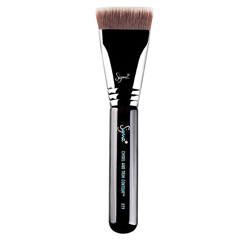 Sigma Beauty Chisel and Trim Contour Brush- F77