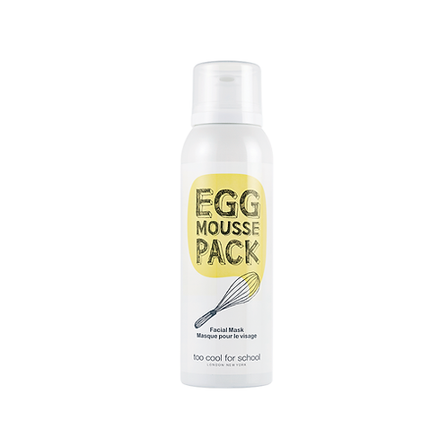 Too Cool for School Egg Mousse Pack (Made in Korea)