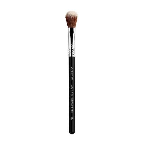 Sigma Beauty High Cheekbone Highlighter Brush - F03