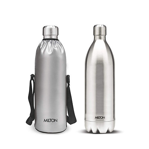 Milton Thermosteel DUO 1500ml Insulated Steel Bottle