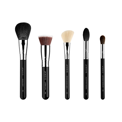 Sigma Beauty Classic Face Brush Set