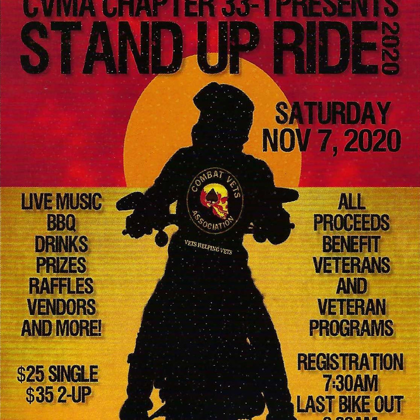 Stand Up Ride 2020