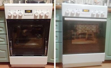 Стекло для плиты Electrolux EKC545000W (