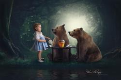 Victoria osos