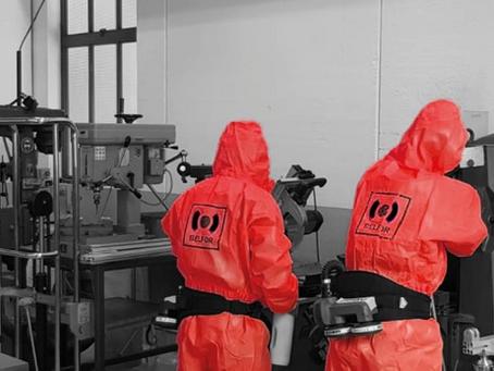 Sanitizzazione preventiva nelle aziende: Vademecum