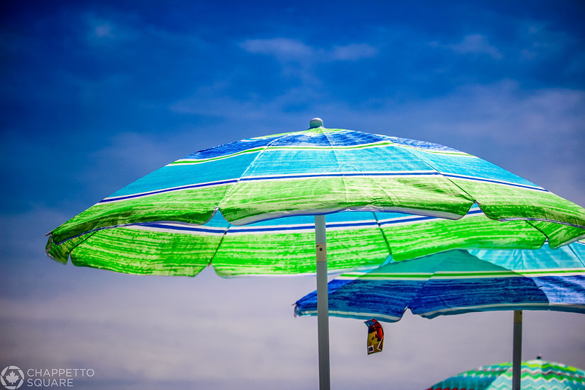 Beach Umbrella 1