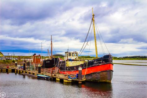 British Tug Boat