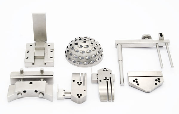 high precision micro stamped components for the medical industry