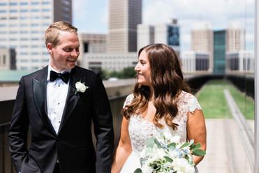 Detroit, Michigan Wedding