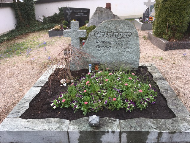 Grabpflege Nr. 9