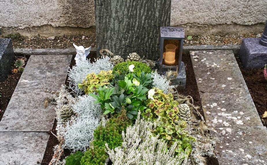 Grabpflege Nr. 15