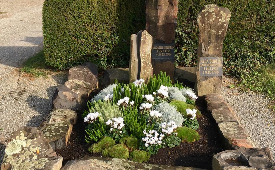 Grabpflege Nr. 17