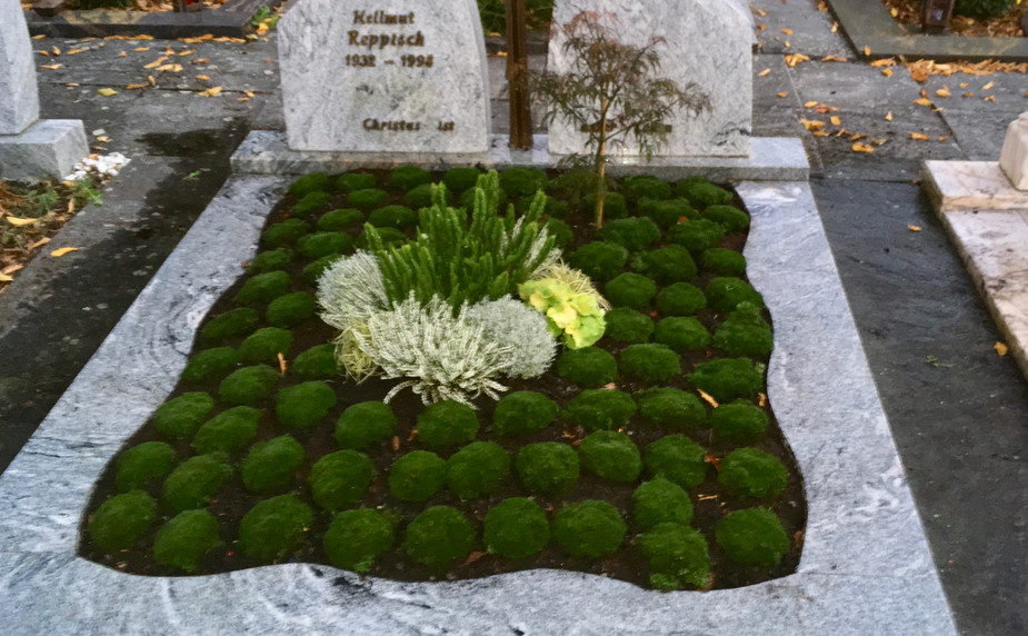 Grabpflege Nr. 18