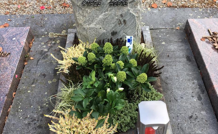 Grabpflege Nr. 19