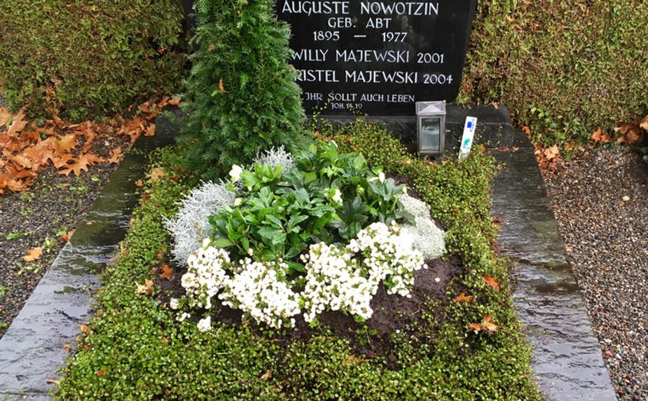 Grabpflege Nr. 16