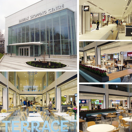 HALIFAX SHOPPING CENTRE'S FOOD COURT, THE TERRACE – NOW OPEN