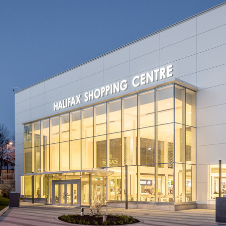 HALIFAX SHOPPING CENTRE WINS AT THE CANADA PROPERTY AWARDS