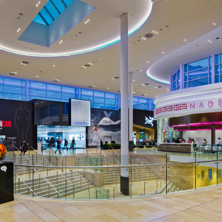 YORKDALE EAST EXPANSION WINS BEST RETAIL ARCHITECTURE CANADA AT 2017 INTERNATIONAL PROPERTY AWARDS