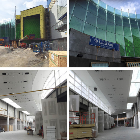 YORKDALE EAST EXPANSION – EXPECTING ARRIVAL OF TENANTS