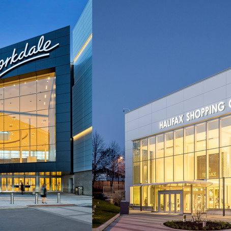 YORKDALE EAST EXPANSION & HALIFAX SHOPPING CENTRE WIN BIG AT 2017 CANADIAN SHOPPING CENTRE AWARDS