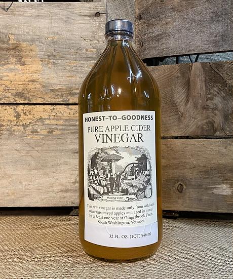 Honest-To-Goodness Pure Apple Cider Vinegar