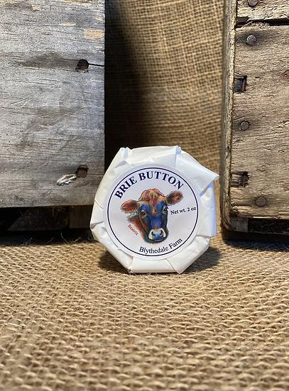 Blythedale Farm Brie Button