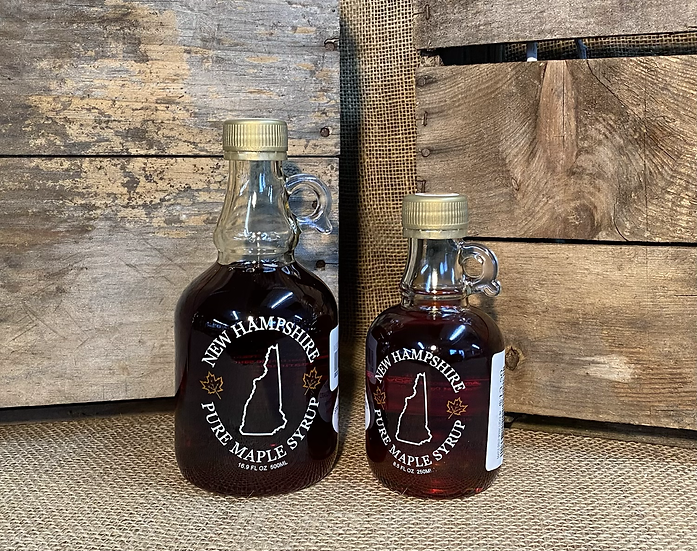 Spring Ledge Orchard Maple Syrup