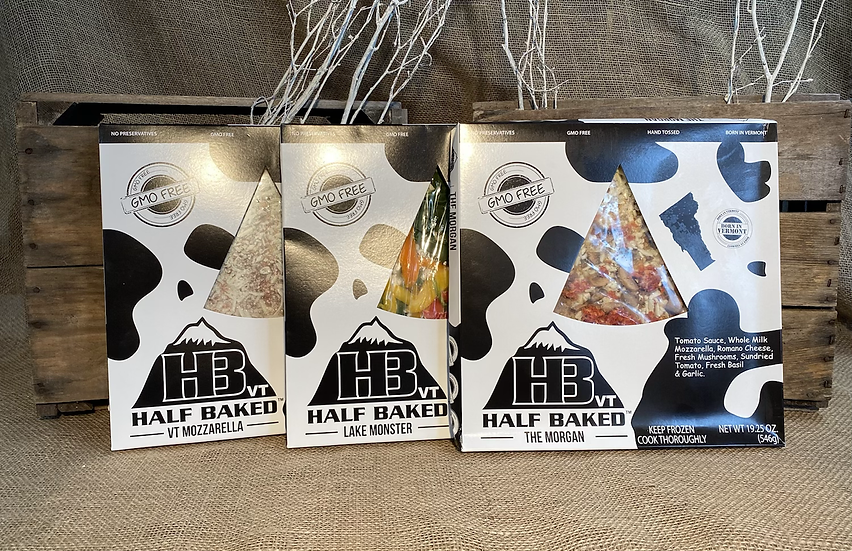 Half Baked VT Pizza