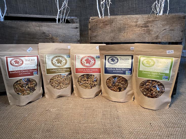 Maple Nut Kitchen Granola