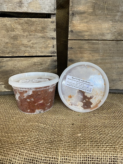 Huntoon Farm Homemade Chili