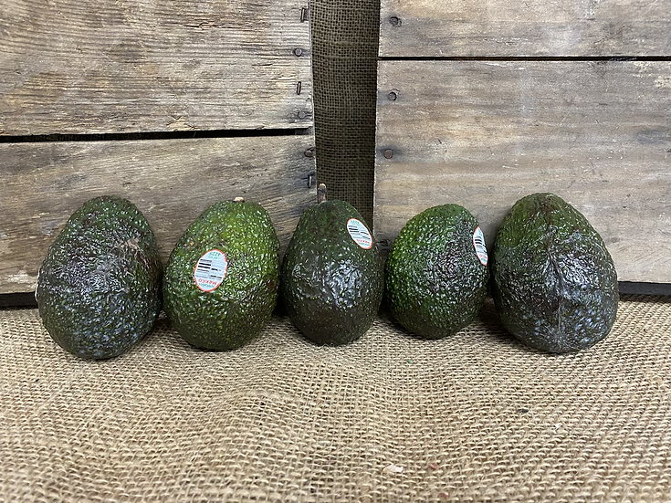 Avocados Each