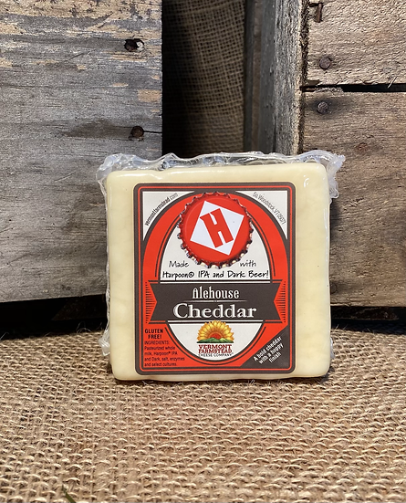 Vermont Farmstead Cheese Company Alehouse Cheddar Cheese