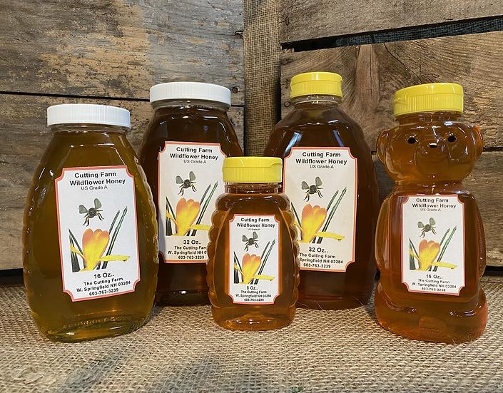 Cutting Farm Honey