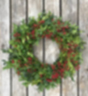 wreath boxwood and rose hips.JPG