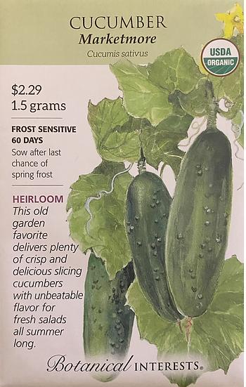 Botanical Interests - Cucumber Marketmore