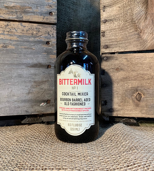 Bittermilk Cocktail Mixer