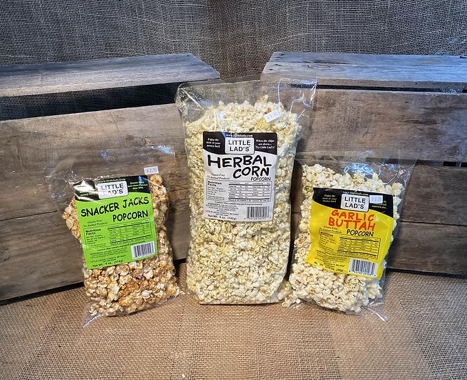 Little Lads Popcorn