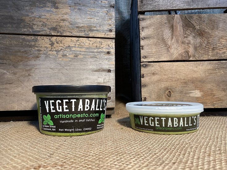 Vegetaball's Pesto