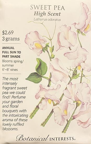 Botanical Interests - Sweet Pea High Scent