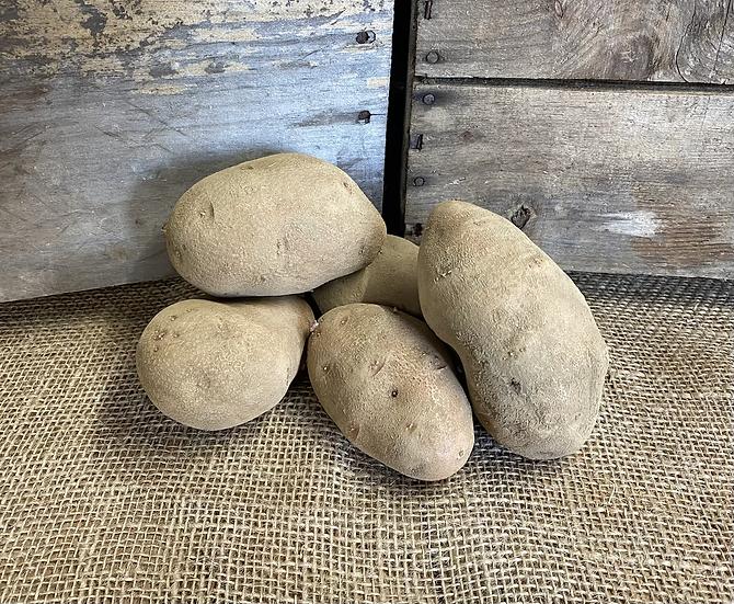 SLF Russet Potatoes - 2 Pound Bag