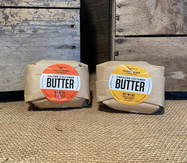 Ploughate Creamery Cultured Butter