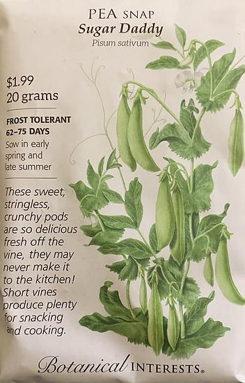 Botanical Interests - Pea Snap Sugar Daddy