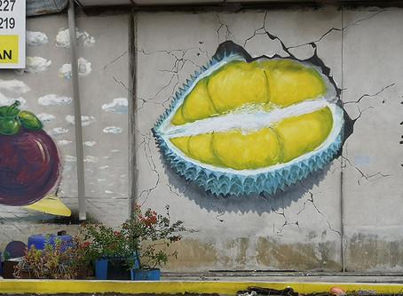 Bentong & Raub - World best durians are grown here