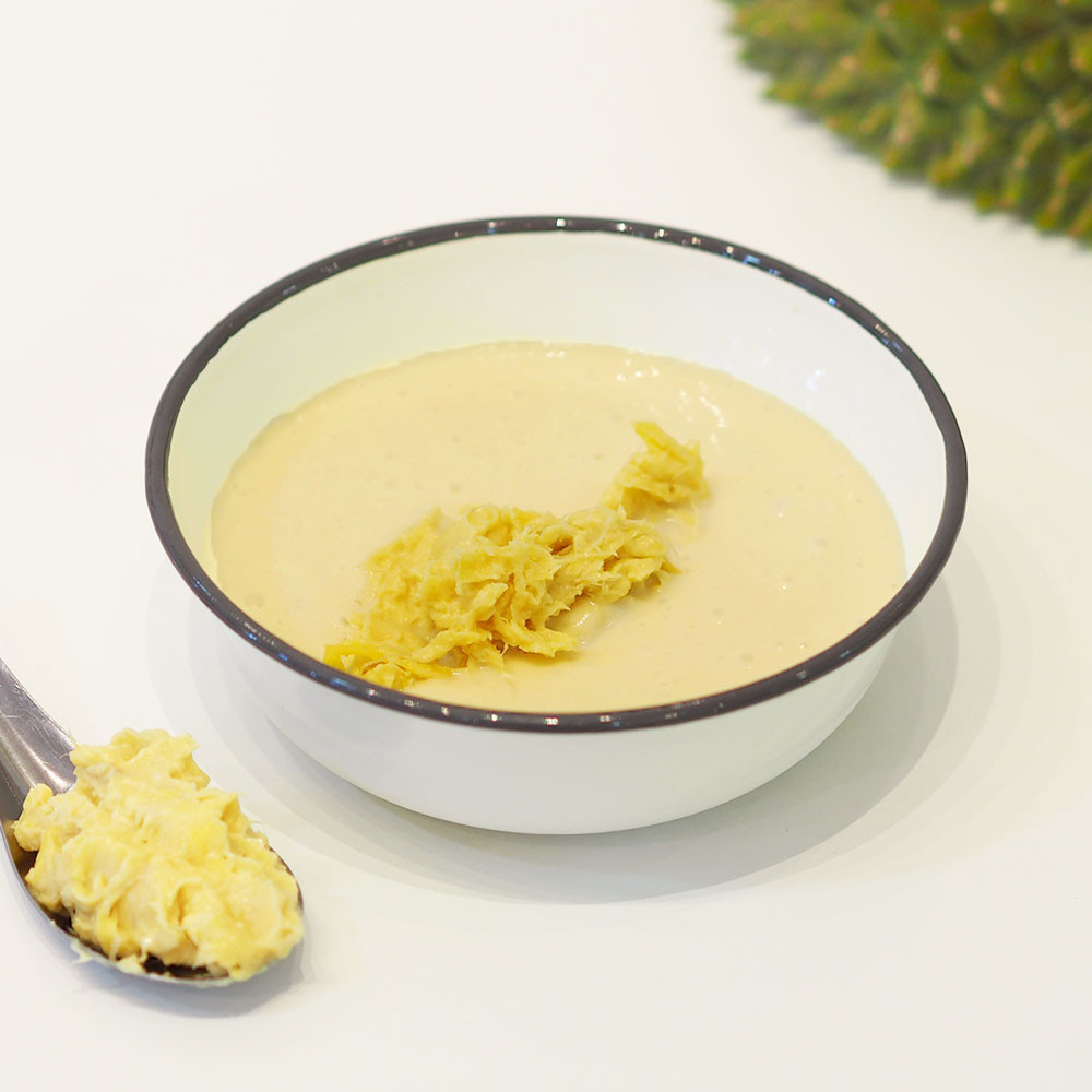 Durian Mousse Dessert