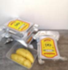 frozen vacuum seal mao shan wang durian
