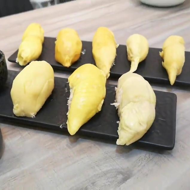 SukaWa Durian Tasting session