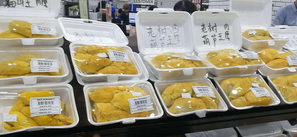 durian supermarket
