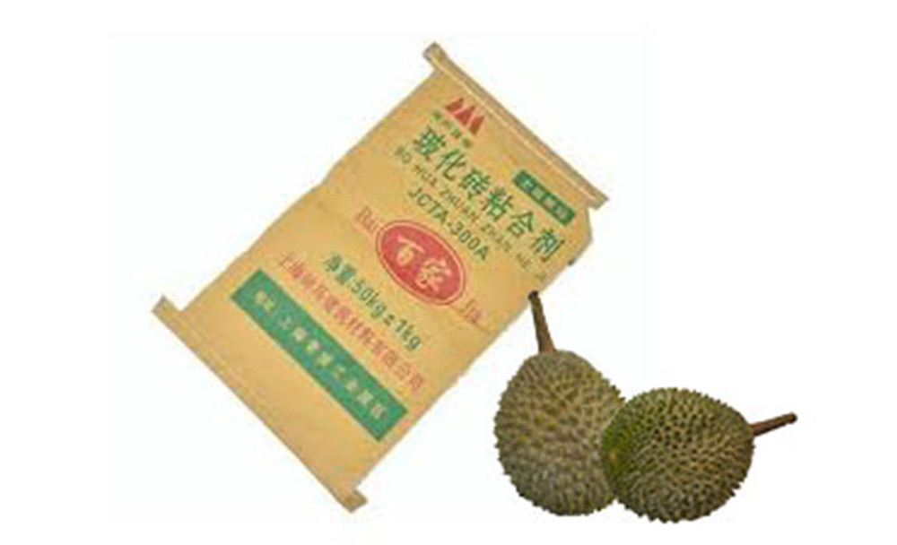 cement bag durians